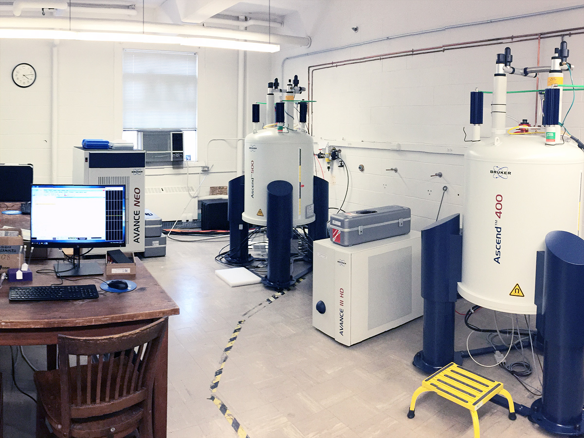 Analytical NMR